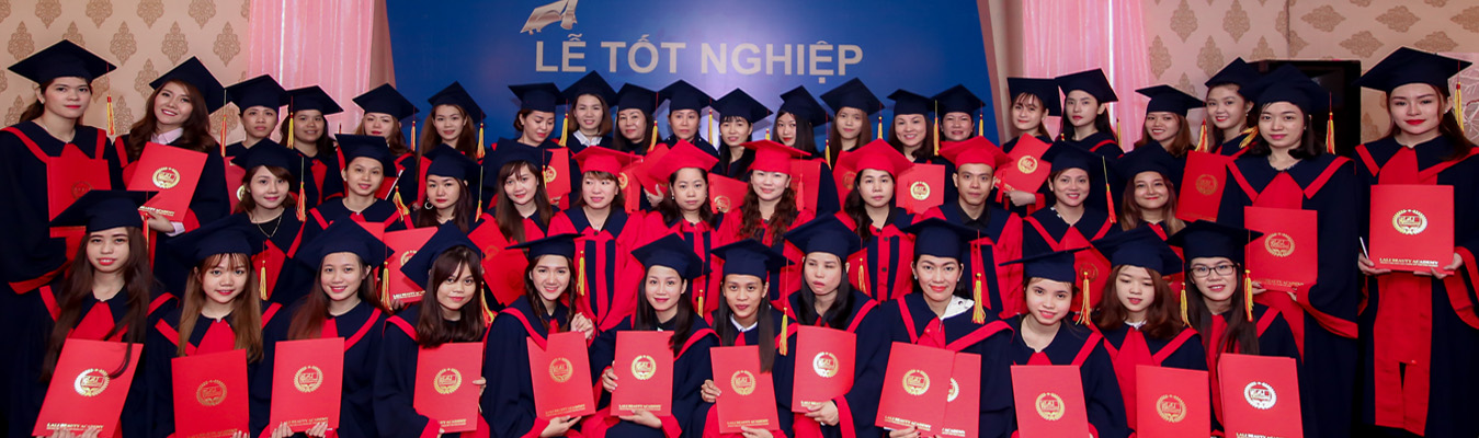 truong day nghe tham my chuyen nghiep lali