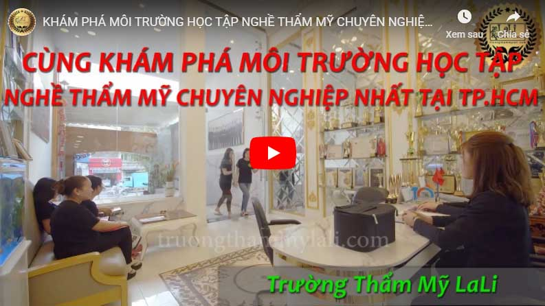 Video Clip Truong Tham My LaLi